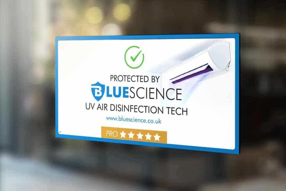 Air Con UV Sanitisation Protection